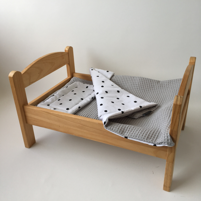 Poppenbed-set | custommade