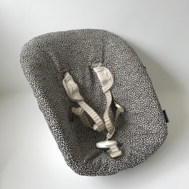 Hoes Stokke newborn | Luipaard mini