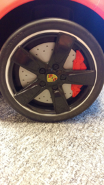 Porsche Baby Porsche 911 (991) Turbo S pedal car