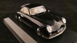 Porsche 356 pré A coupé Ferdinand 1950 black 1:43 - Signature WAP02070Y0J