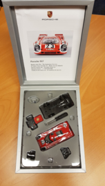 Porsche 917 KH Salzburg # 23 model building car 1:43 - Le Mans 1970