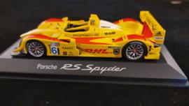 Porsche RS Spyder scale 1:43 - Dealer edition WAP02060917