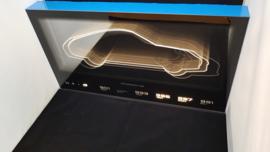 Porsche 911 Silhouette Luminaire