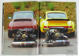 Porsche 6 cilinder boxermotor 1966 - schaal 1:4