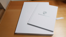 "Porsche Brand book ""70 years anniversary"" Limited Edition employees - German"