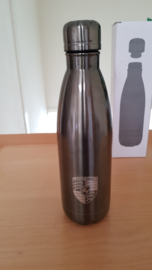 Thermo bottle Porsche - 500 ml stainless steel - Bronze