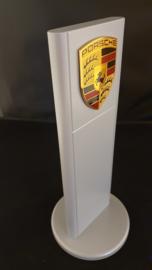 Porsche desktop pylon with logo - Porsche dealer edition