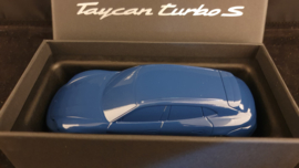 Porsche Taycan Cross Turismo Turbo S Neptune Blue 2021 - Presse Papier