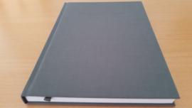 Porsche Notebook A5 - Gray cover