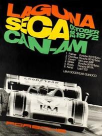 Porsche Espresso set Laguna Seca en Porsche Cup 1972