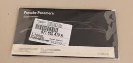 Porsche Panamera Tissu de microfibre