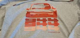 Porsche 944 Sweatshirt à capuche - WAP42300L0K
