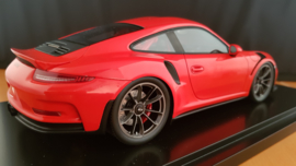 Porsche 911 (991) GT3 RS - Lava orange