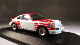 Porsche 911 Carrera RSR 2.8 Test car 1972 - Minichamps