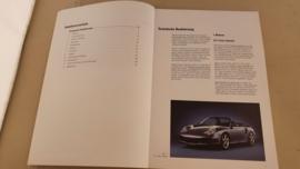 Porsche 911 996 Carrera 4S and Turbo Cabriolet Technik Kompendium - 2003