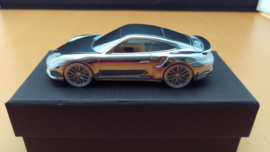 Porsche 911 991 Turbo 2th generation - Paperweight