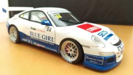 Porsche 911 (997) GT3 Cup PCCA #88 - Bluegirl 2006