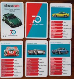 Porsche Quartet - 70 year anniversary