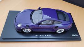 Porsche 911 (991) GT3 RS - Ultra Violet