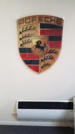 Porsche Mega Logo