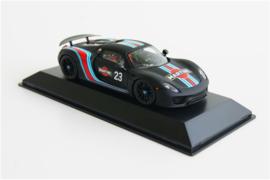 Porsche 918 Spyder Prototype # 23 - Martini Racing