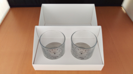 Porsche 911 (997) GT2 Set of glasses IAA 2007