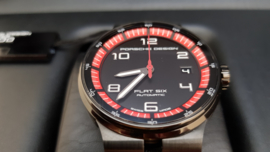 Porsche Design Flat Six  P'6351 Automatic Mens Sports Watch