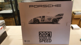 Porsche calendrier 2021 - Icons of Speed