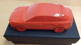 Porsche Cayenne  Coupe Turbo 2019 Lava Orange - Briefbeschwerer