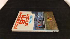 Porsche 911 Story - Paul Frère - 1976 - mit Unterschrift