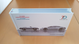 "Porsche Museum book ""70 years anniversary"" Limited Edition Mittarbeiter"