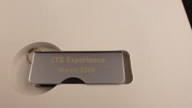Porsche GTS Experience 2015 - Presseinformationen USB stick