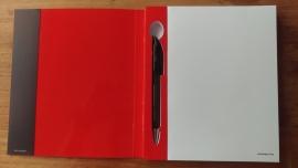Porsche Notitieboek met pen -Porsche Motorsport