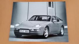 Porsche 968 model year 1994 - Work photo Porsche