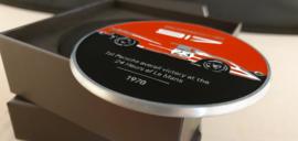 Grill badge - Porsche 917 Salzburg collection - WAP0509170MSZG