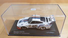 Porsche 935/76 24h Le Mans Martini Racing #40 1976 - Minichamps