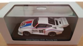 Porsche 935 Daytona 1978 # 99 - Winner 24h Daytona 1978