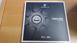 Porsche Timeless Machine - Teaser Kampagne 911 992