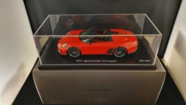 Porsche 911 (991) Speedster Concept II 2018 1:18 - Spark - WAX02100043