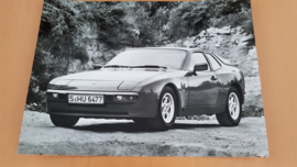 Porsche 944 - Photo de travail Porsche