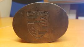 Porsche Logo pressure punch stamp - Paperweight