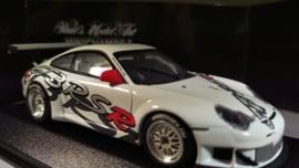 Porsche 911 996 GT3 RSR Präsentation 2003 - Minichamps