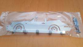 Porsche keychain sign 911 G-Model Cabriolet 1985