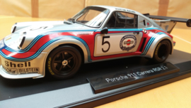 Porsche 911 Carrera RSR Turbo 2.1 # 5 - 1000 km Brands Hatch 1974