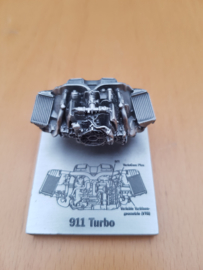Porsche 911 997 Turbo scale model VTG