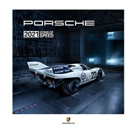 Porsche calendar 2021 - Icons of Speed