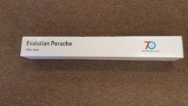 Porsche Evolution Poster Set 1948-2018