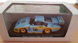 Porsche 935 Daytona 1982 # 18 - Winner 24h Daytona 1982