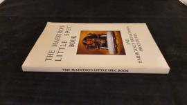 The Maestro's Little Spec Book - Porsche 356/912 - Harry Pellow