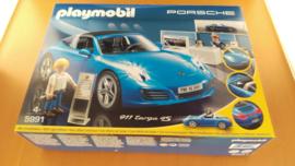 Porsche Playmobil 911 Targa 4S
